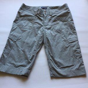 Arc'teryx Women's Long Gray Shorts 10